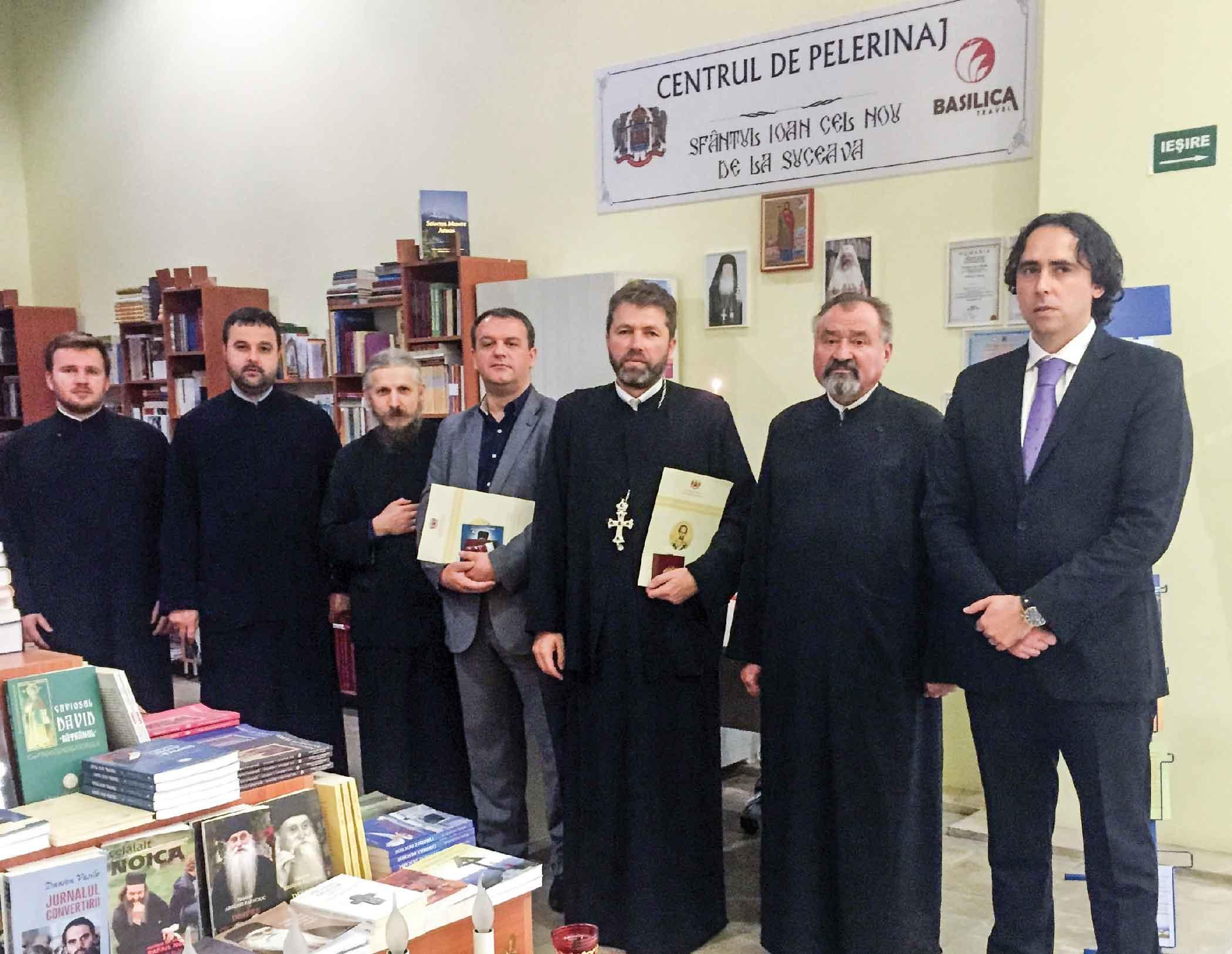 Un nou punct de lucru al Agenţiei de pelerinaj BASILICA Travel la Suceava