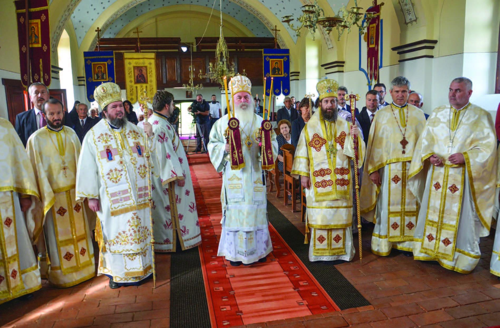 Sărbătoare în comunitatea românească din Jaca, Ungaria