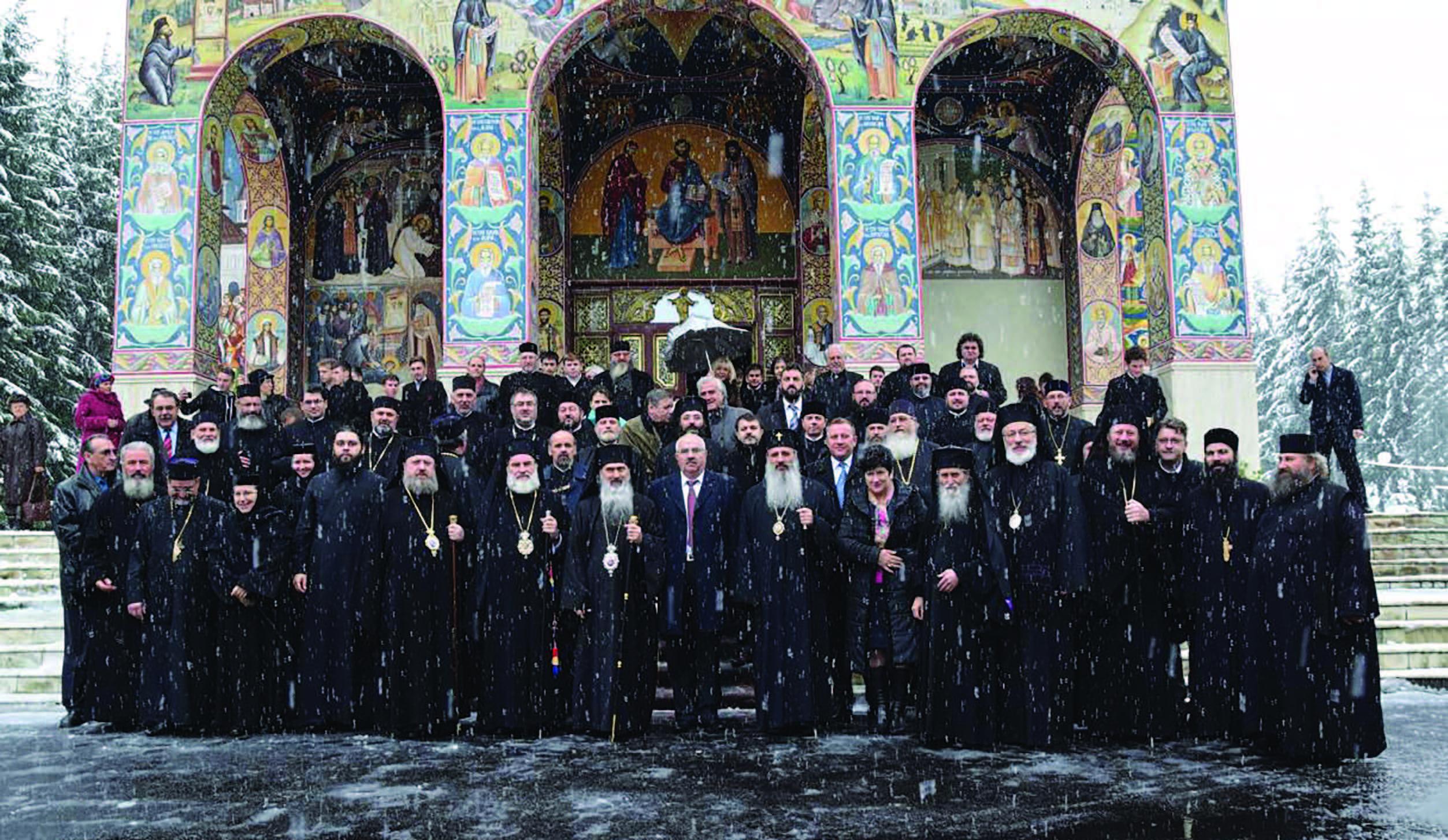 """160 de ani de la înfiinţarea Seminarului Teologic Liceal Ortodox """"Veniamin Costachi"""""""