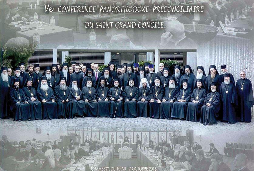 A V-a Conferinţă Panortodoxă Presinodală