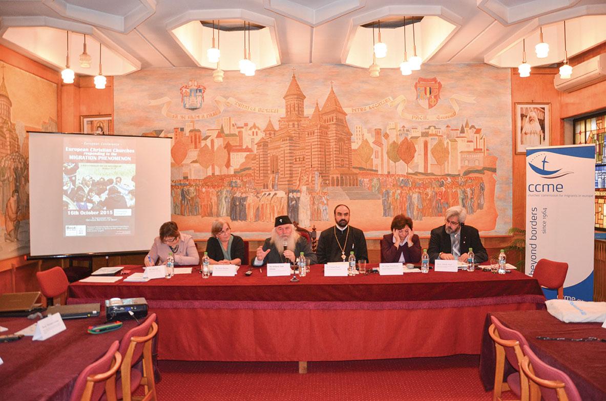 Conferință europeană pe tema migrației la Timișoara