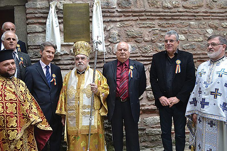 Sfinţii Martiri Brâncoveni, comemoraţi la Istanbul