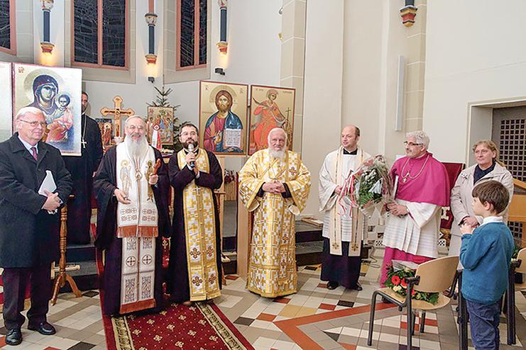 Românii din Leverkusen au o nouă biserică