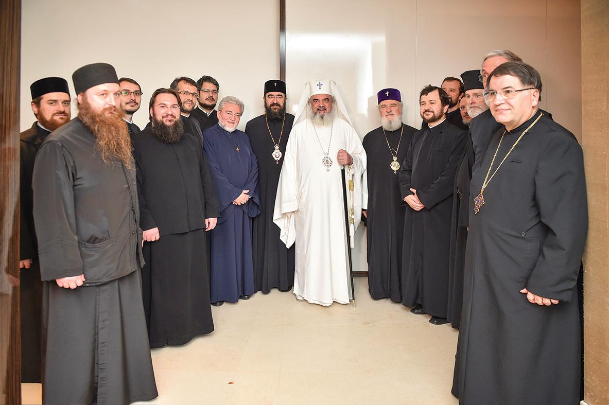 Patriarhul României s-a întâlnit cu preoţii din Elveţia