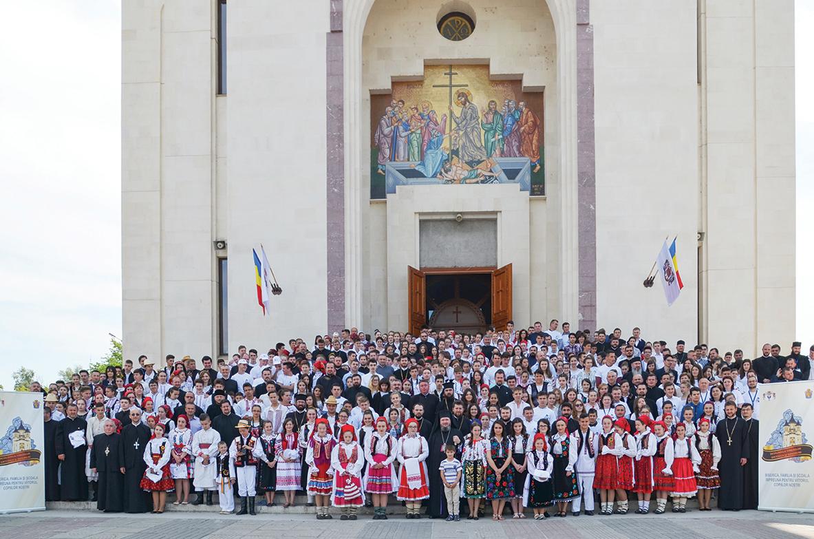 Prima ediție a Întâlnirii tinerilor ortodocși bihoreni