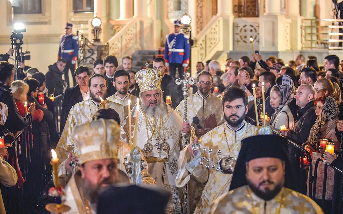 Agenda Preafericitului Părinte Daniel, Patriarhul Bisericii Ortodoxe Române