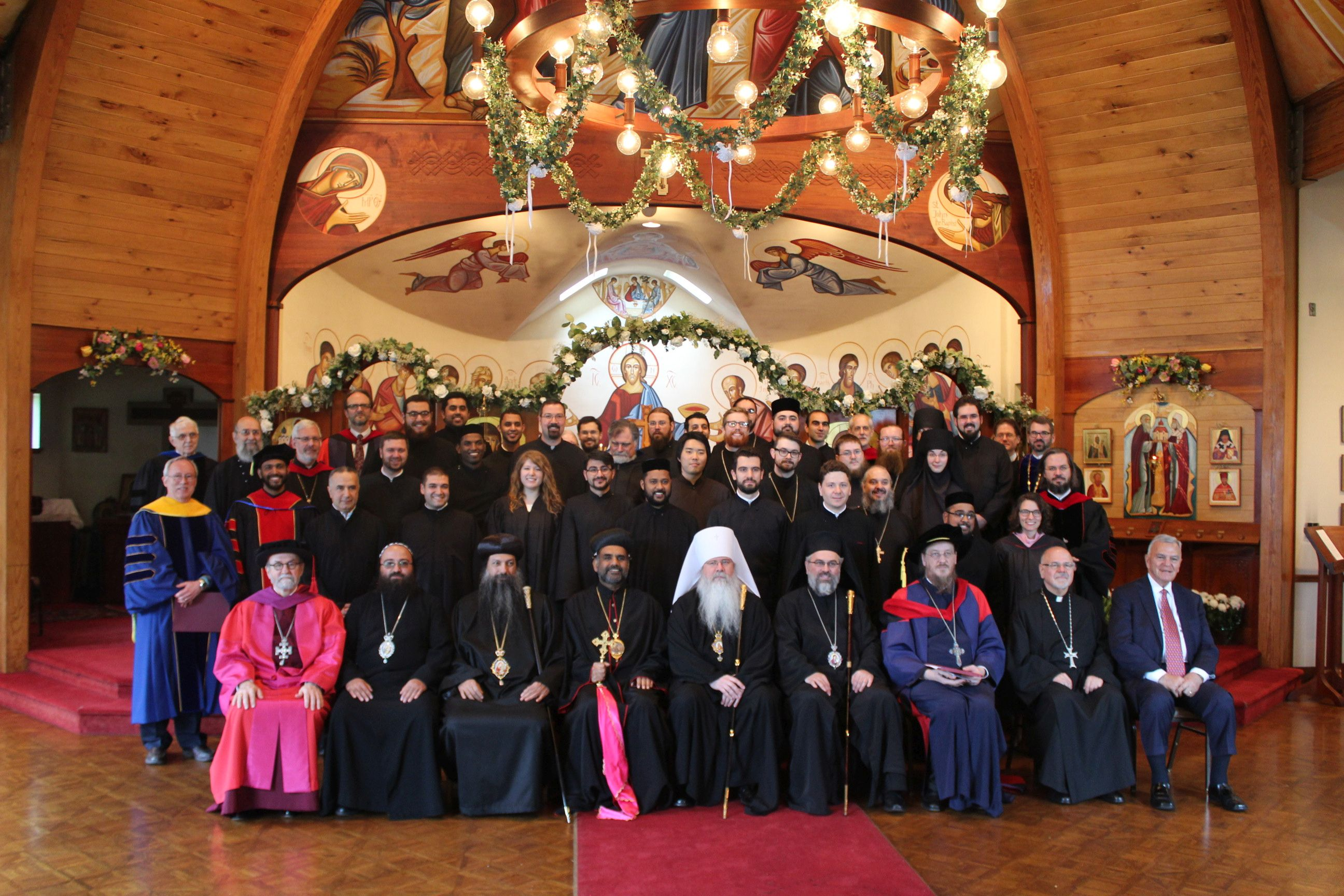 Teologi români absolvenţi la New York