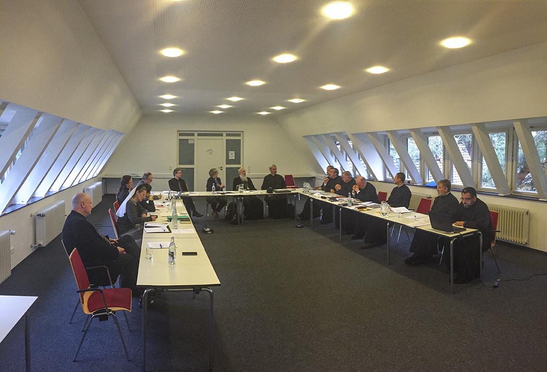 Dialog teologic bilateral între Biserica Ortodoxă Română și Biserica Evanghelică din Germania