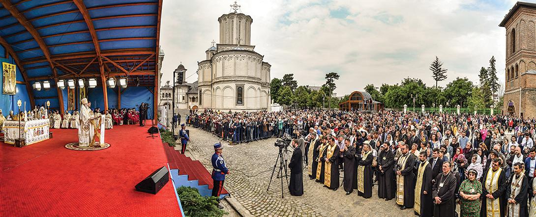 Catedrala Patriarhală şi-a serbat hramul istoric