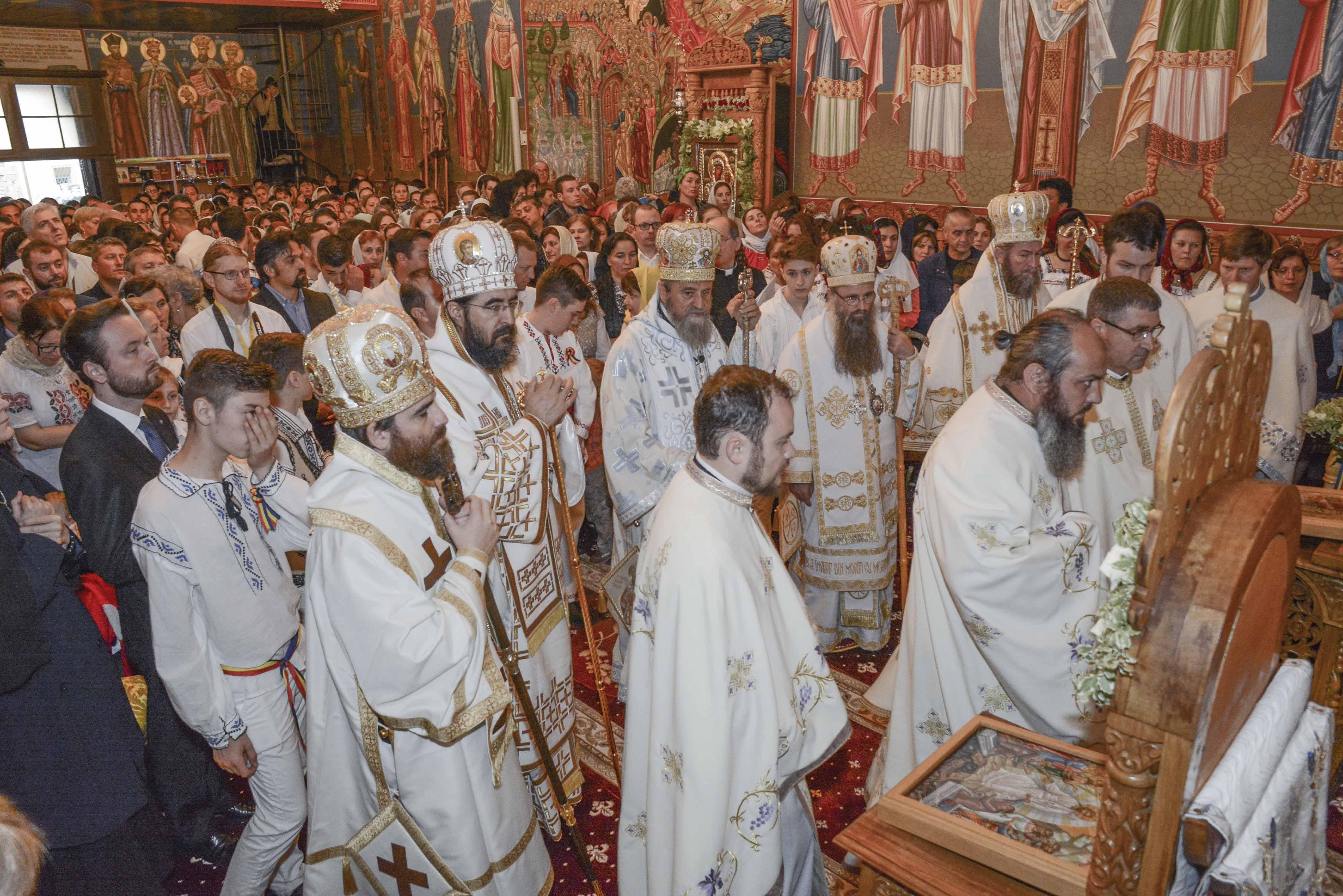 Biserica românilor din Lucca, Italia, a fost sfinţită