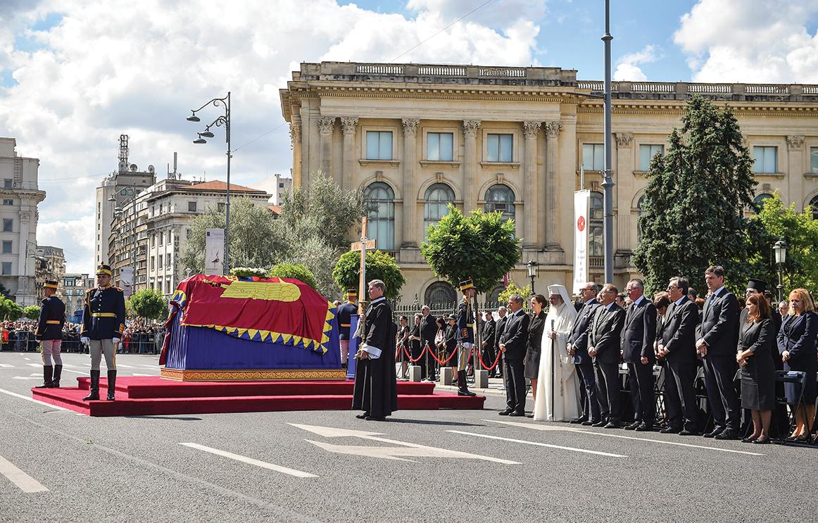 Regina Ana a României a trecut la cele veşnice