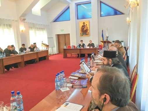A cincea conferinţă a IAODT, la Mănăstirea Caraiman