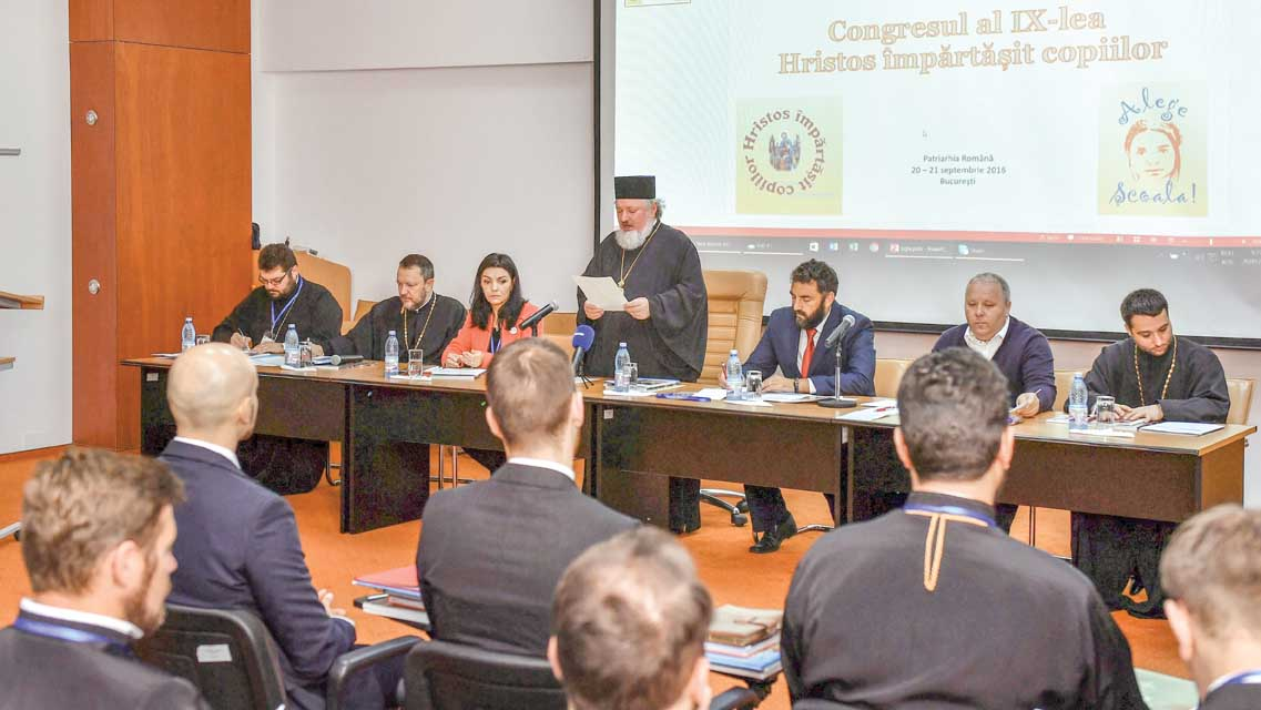 Congres despre activitatea catehetică a Bisericii