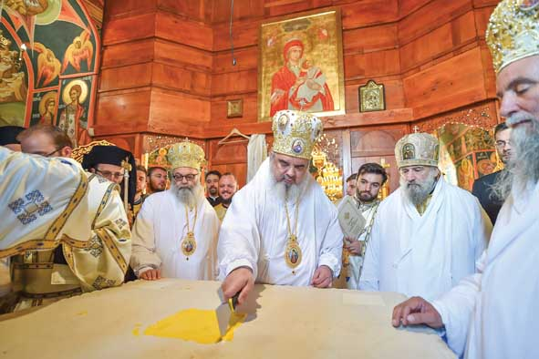 300 de ani de la moartea martirică a Sfântului Ierarh Antim Ivireanul