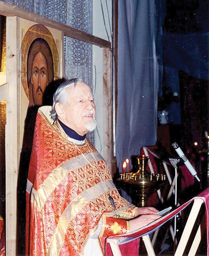 Părintele Vitalie Borovoi, slujirea Ortodoxiei și misiune responsabilă