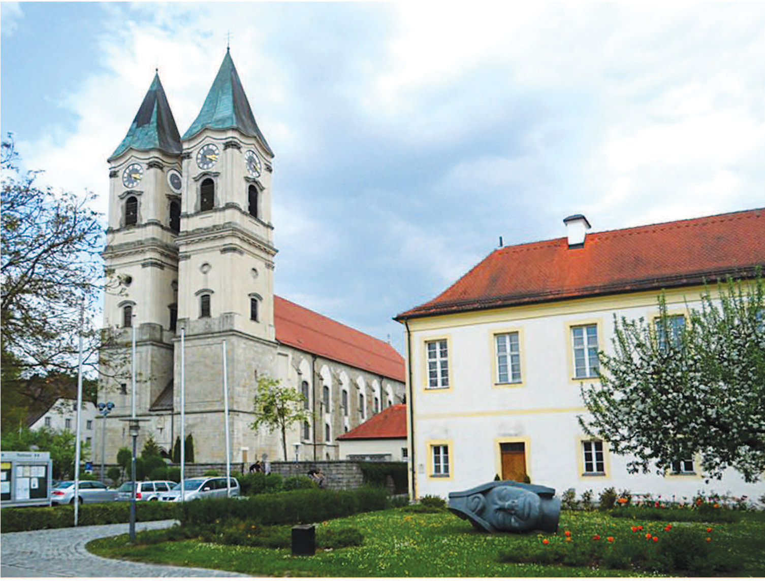"""Premiul """"Abatele Emmanuel-Heufelder"""" pe 2016, înmânat Comunității monastice din Bose"""