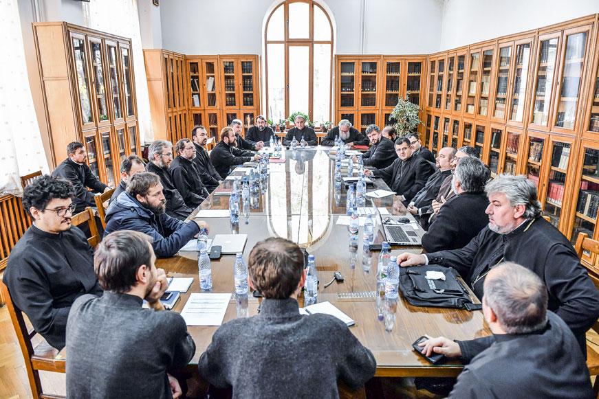 Primul simpozion al bibliștilor din România