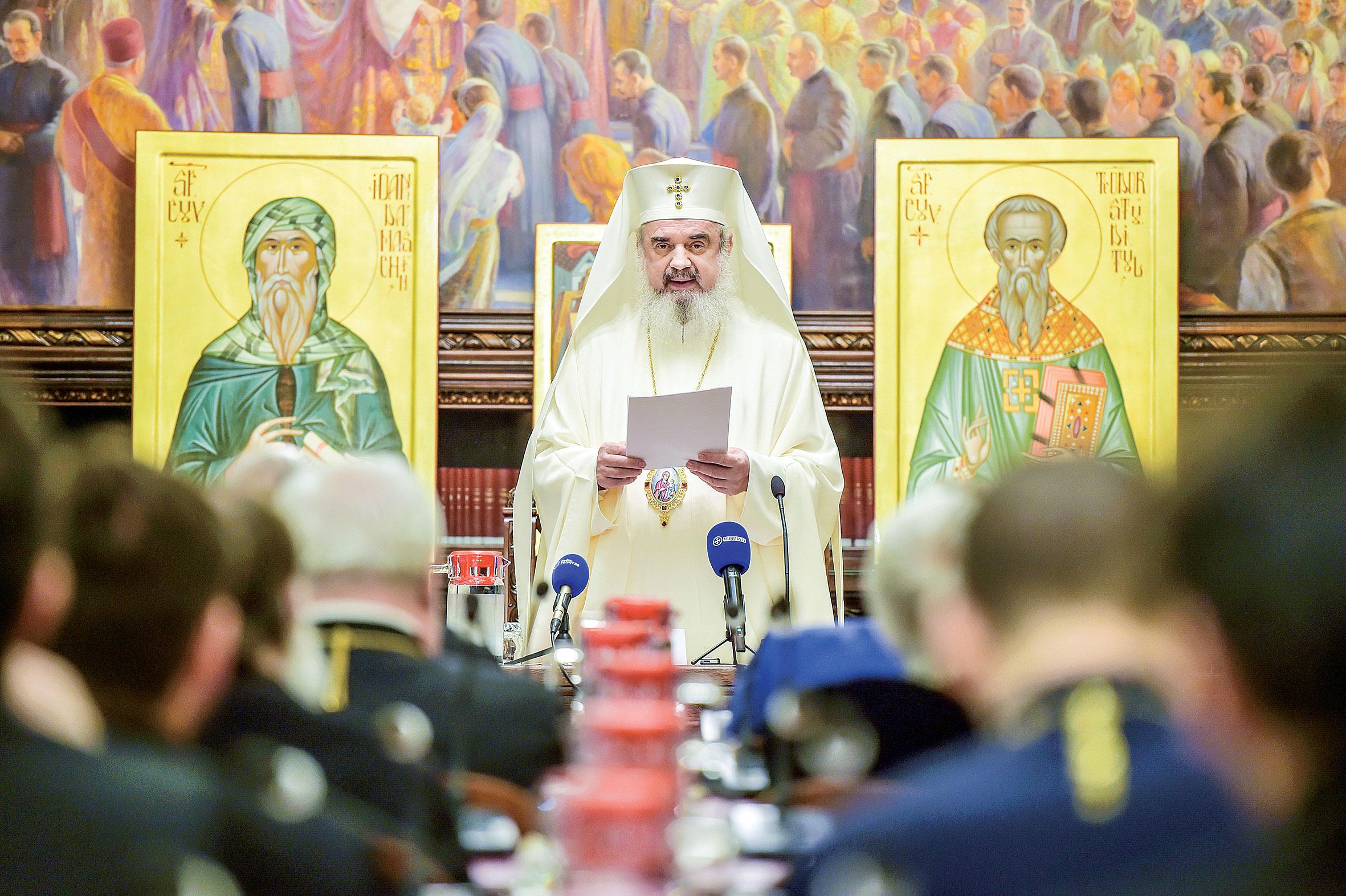 Ședința anuală de lucru a Adunării eparhiale a Arhiepiscopiei Bucureștilor