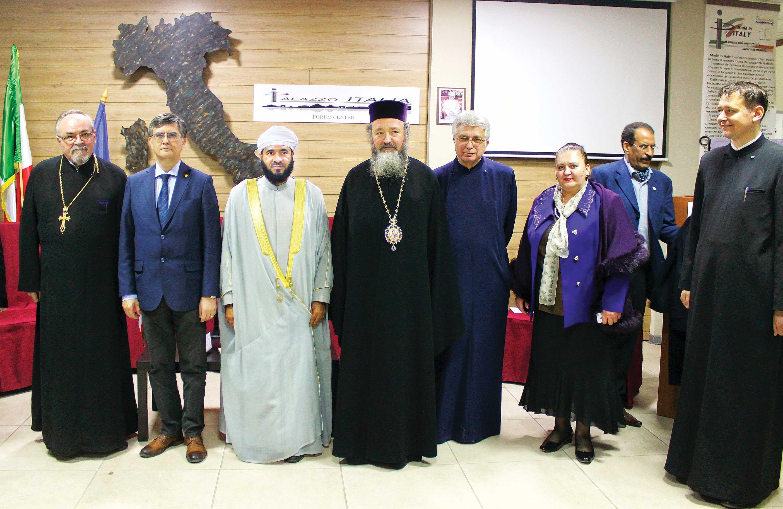 Expoziție interreligioasă la București