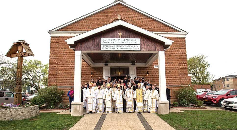 Eveniment istoric pentru românii ortodocși din cele  două continente americane