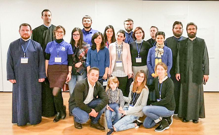 Colocviu al coordonatorilor de tineret în Portugalia