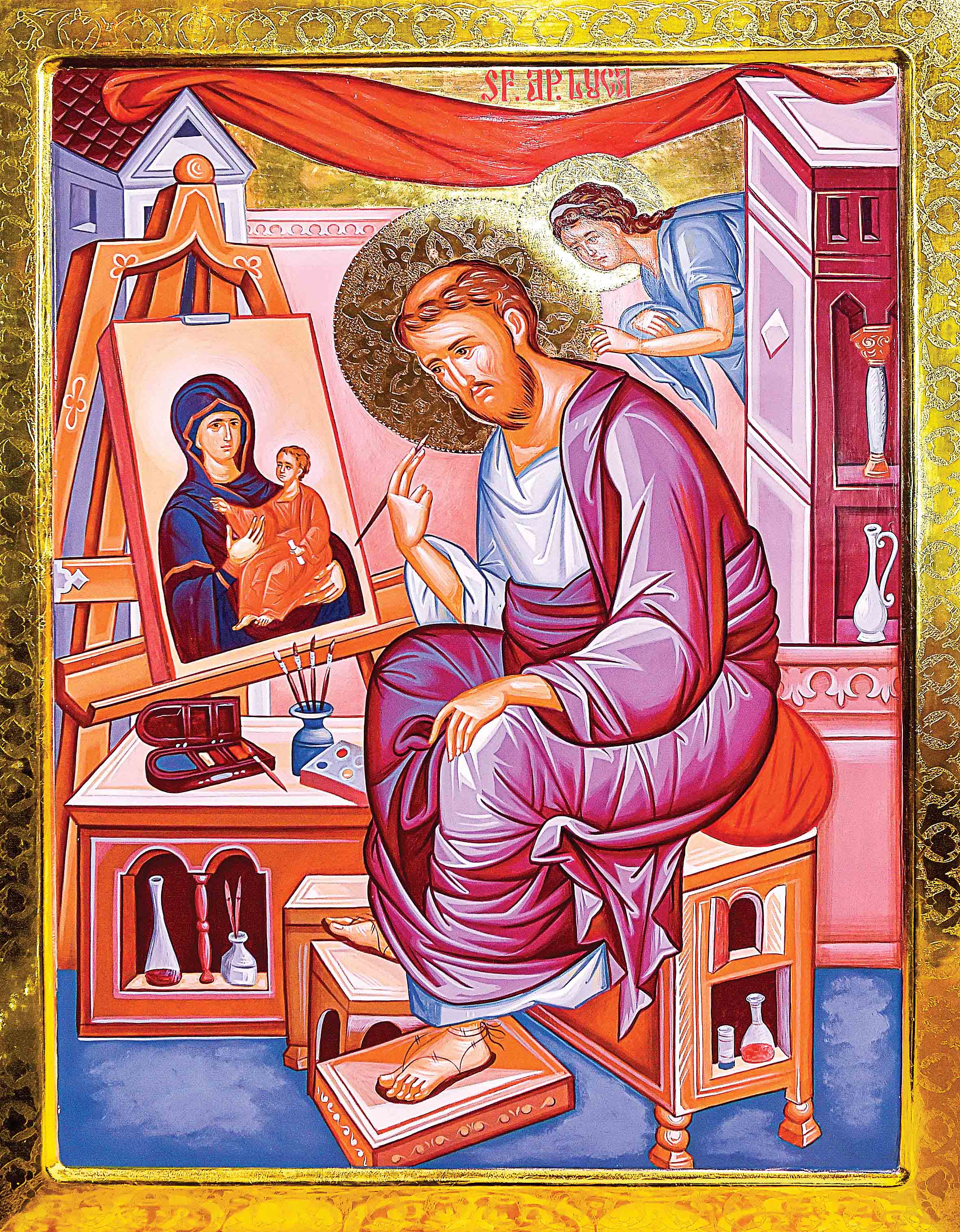 2017 – Anul omagial al sfintelor icoane, al iconarilor și al pictorilor bisericești și Anul comemorativ Justinian Patriarhul și al apărătorilor Ortodoxiei în timpul comunismului