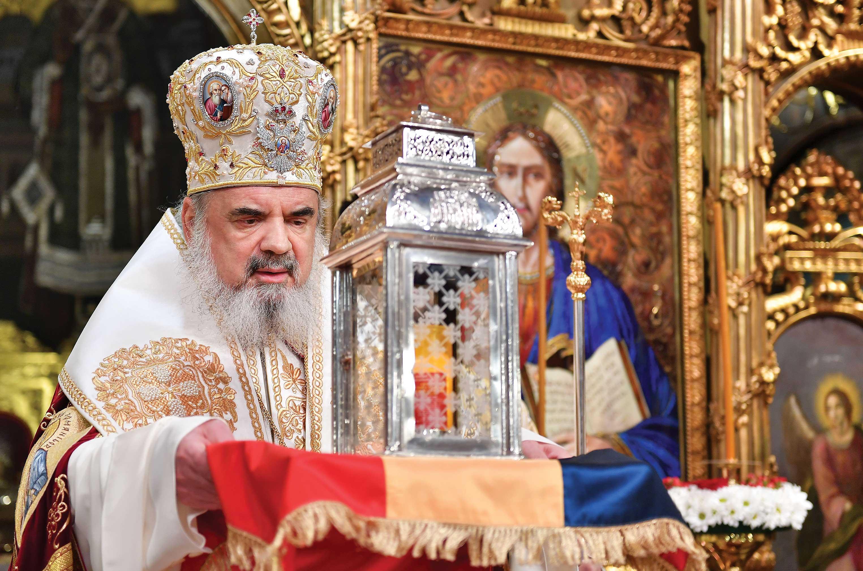 Sărbătoarea Sfintelor Paști la Catedrala Patriarhală