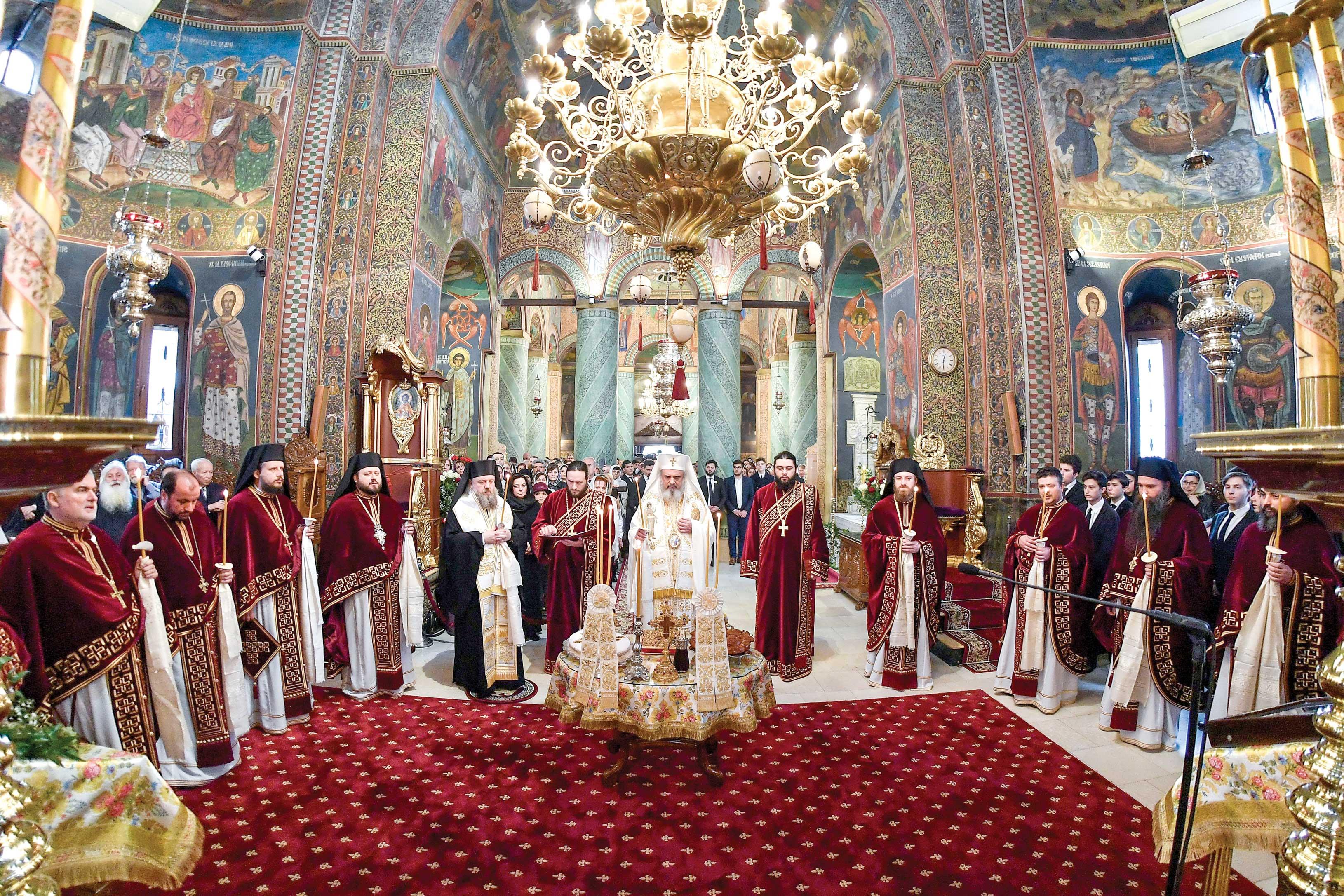 Comemorarea a 40 de ani de la trecerea la cele veșnice a Patriarhului Justinian