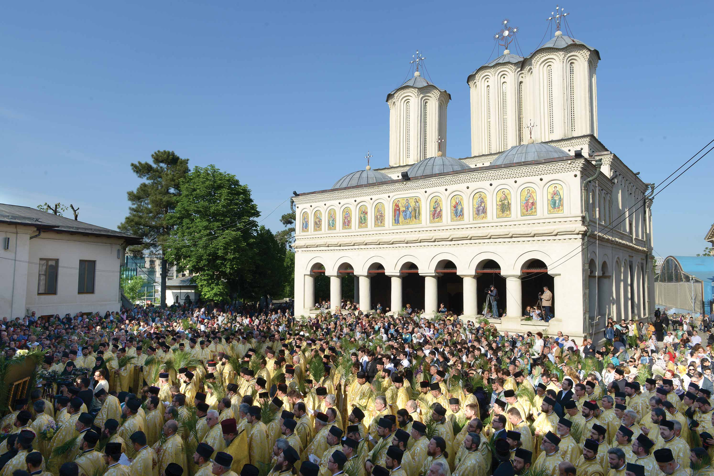 Pelerinajul – şcoală a credinţei şi expresie a vieţii îndreptate către Dumnezeu / Pilgrimage – a school of faith and an expression of life turned to God