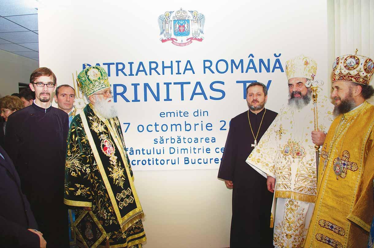 Centrul de Presă Basilica, un deceniu de misiune mediatică  în Patriarhia Română /The BASILICA Press Centre,  a Decade of Mission through  Media in the Romanian Patriarchate