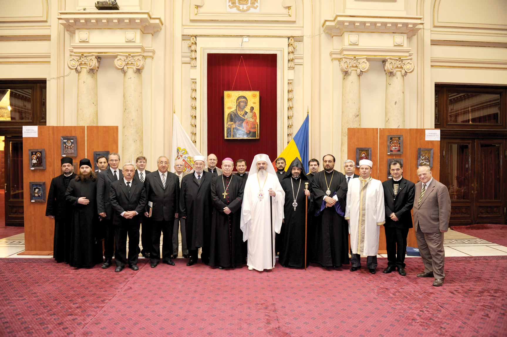 Consiliul Consultativ al Cultelor din România / Consultative Council of the Religions in Romania