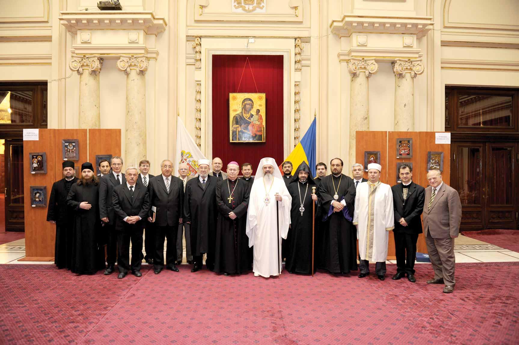 Consiliul Consultativ al Cultelor din România / Consultative Council of the Religions in Romania