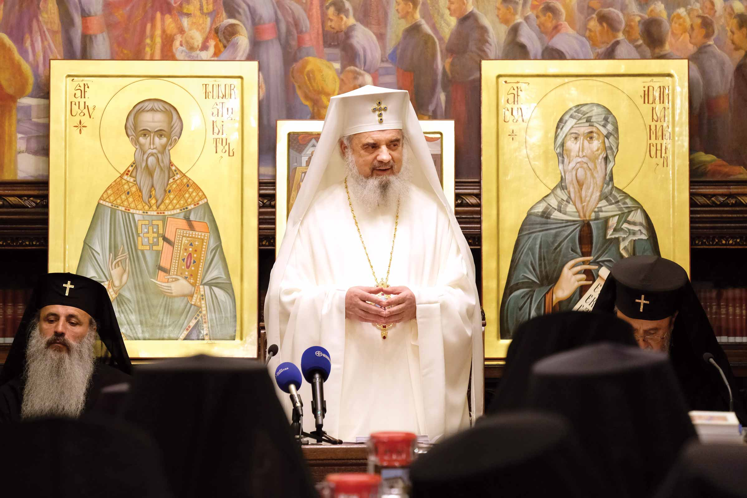 Agenda Preafericitului Părinte Daniel, Patriarhul Bisericii Ortodoxe Române / The Diary of His Beatitude Daniel,  Patriarch of the Romanian Orthodox Church