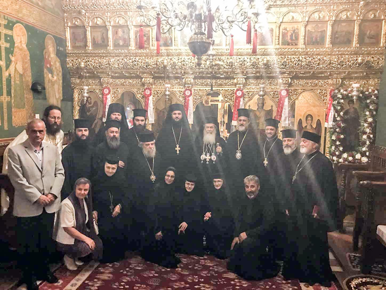 Hramul Așezământului Românesc de la Ierusalim