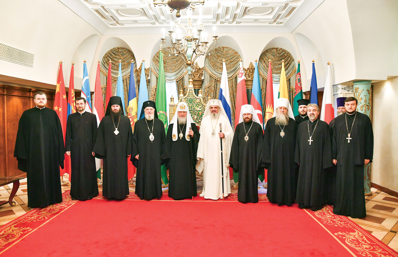 Patriarhul României la centenarul restabilirii instituției patriarhatului în Biserica Ortodoxă Rusă