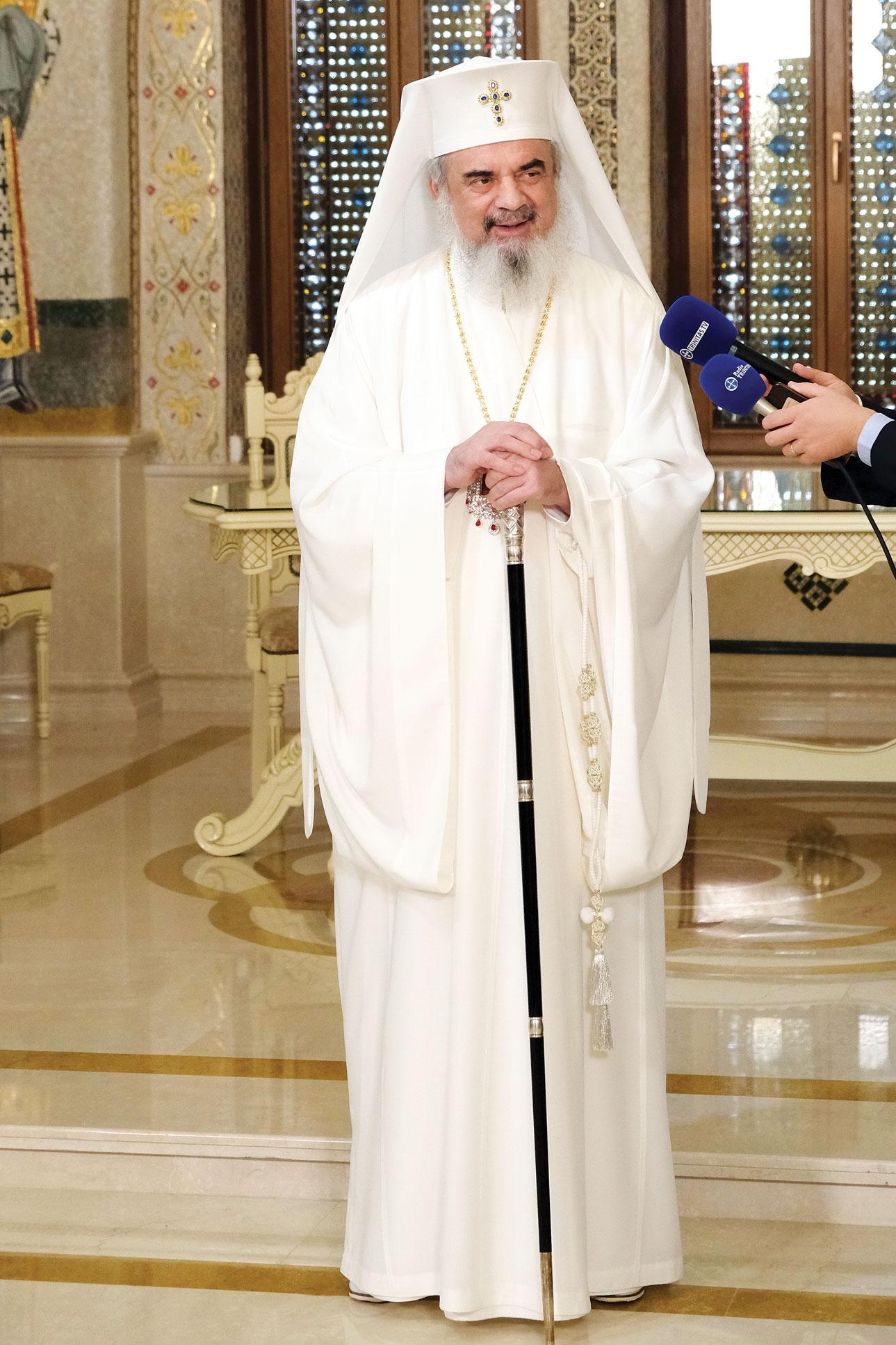 Sărbătorirea primului deceniu de slujire patriarhală al Preafericitului Părinte Daniel