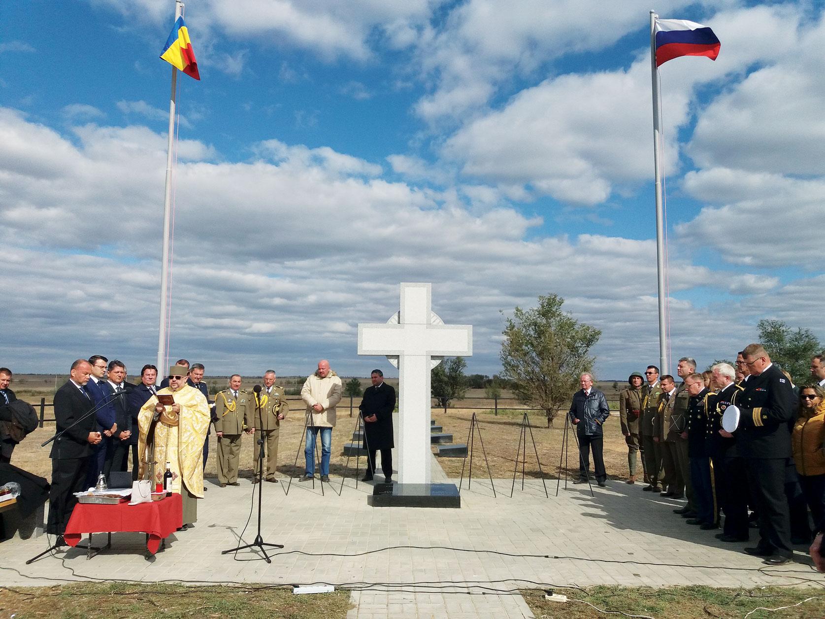 Nouă misiune de reînhumare a osemintelor ostașilor români din regiunea Stalingrad