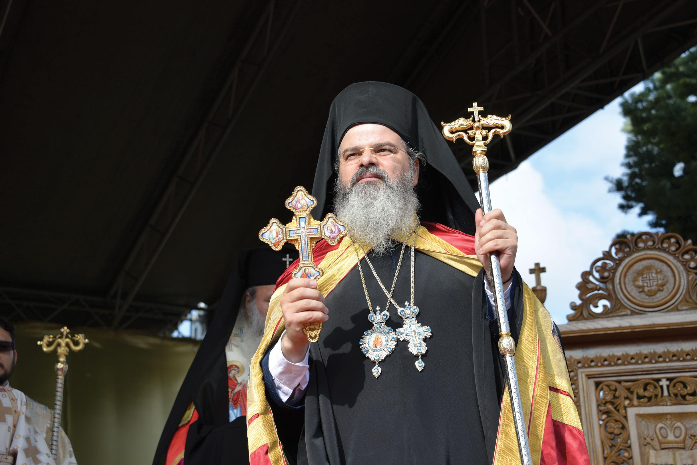A fost întronizat noul Episcop al Hușilor