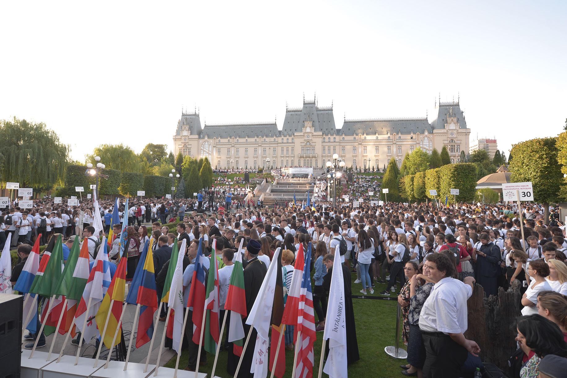 Întâlnirea Internațională a Tinerilor Ortodocși, Iași, 2017