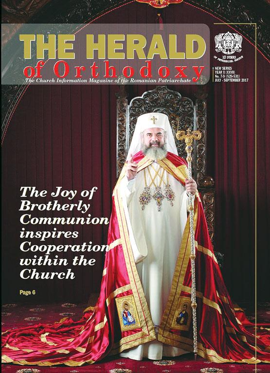 Semnale editoriale  la împlinirea a 10 ani de slujire patriarhală ai Preafericitului Părinte Daniel