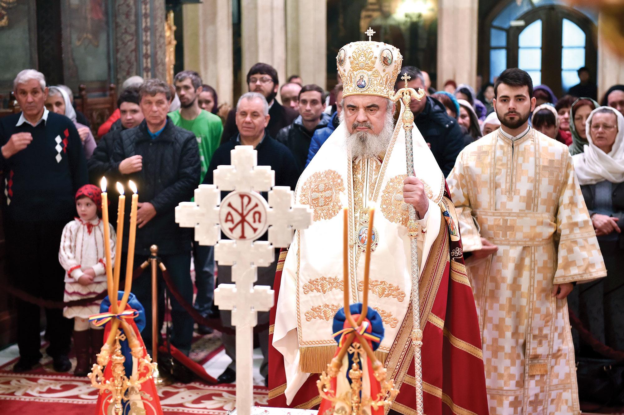 Te Deum de Ziua Națională în Catedrala Patriarhală