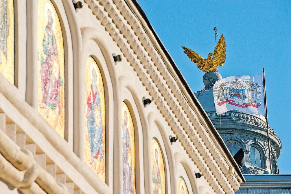 Precizare privind filmările în locașurile de cult ale Bisericii Ortodoxe Române