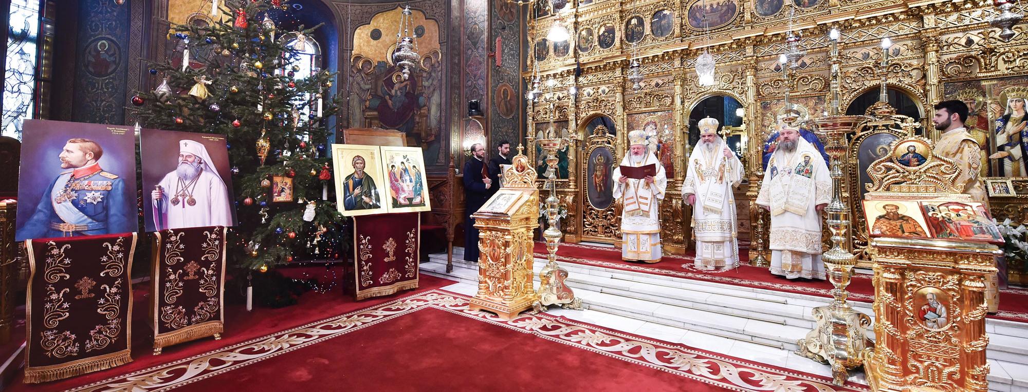 Proclamarea solemnă a noului an omagial și comemorativ în Patriarhia Română