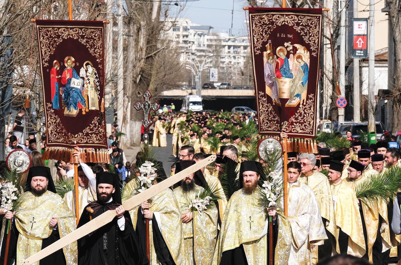 Pelerinajul de Florii, o mărturisire a Învierii Domnului