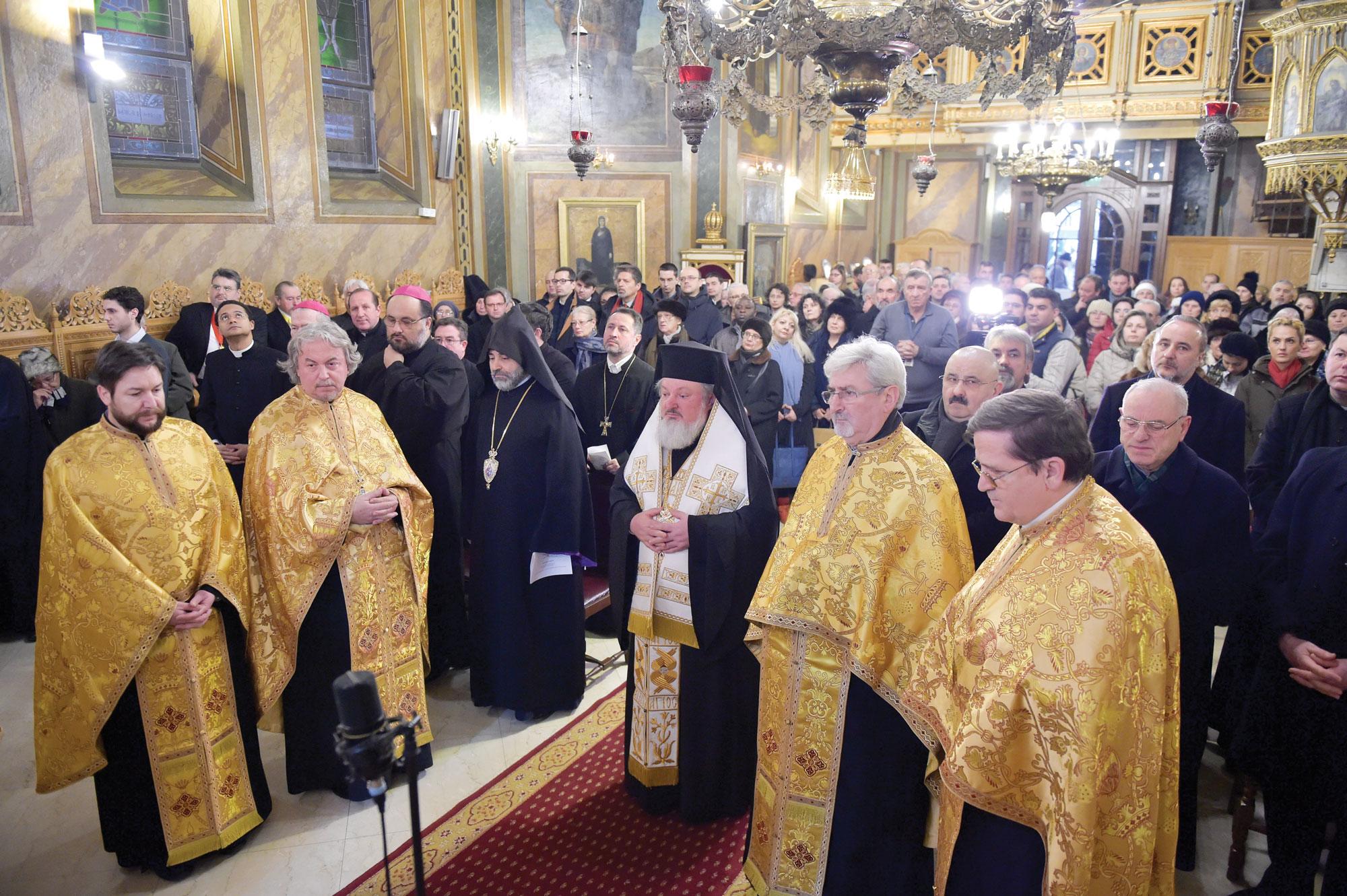 Unitatea Bisericii, darul lui Dumnezeu