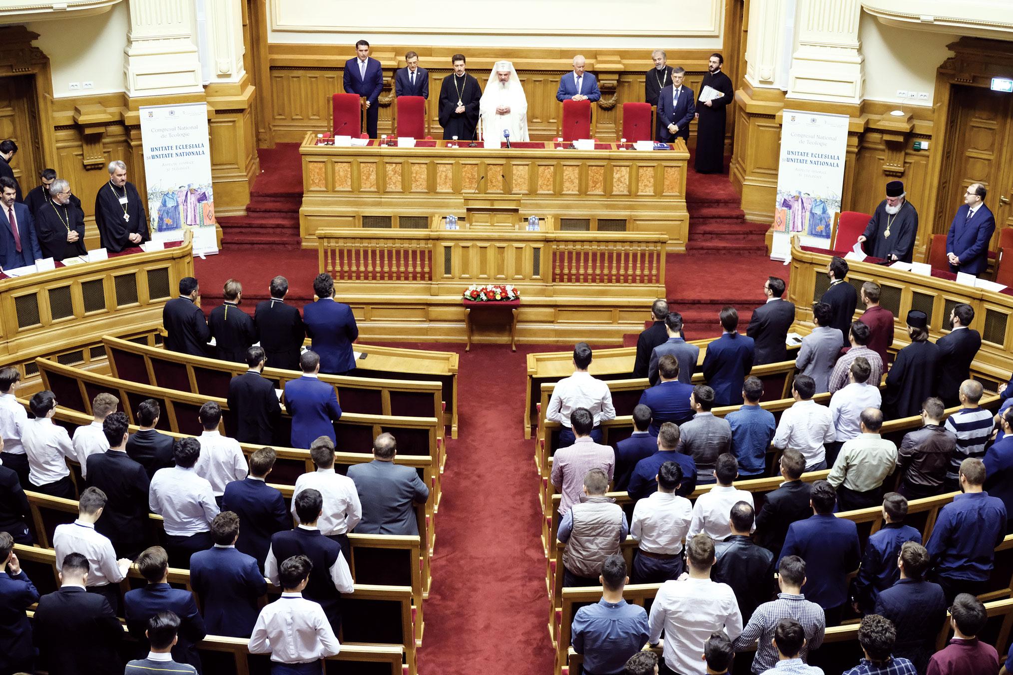 Congres național de teologie la Palatul Patriarhiei