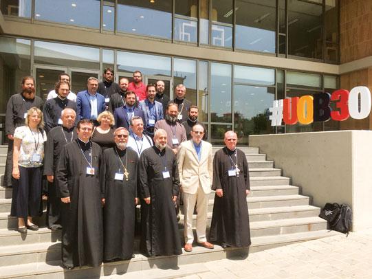 Întâlnire a dogmatiștilor ortodocși la Balamand, Liban