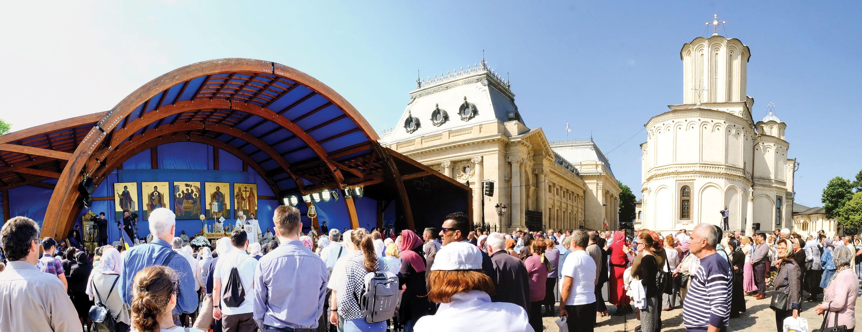 Hramul istoric al Catedralei Patriarhale