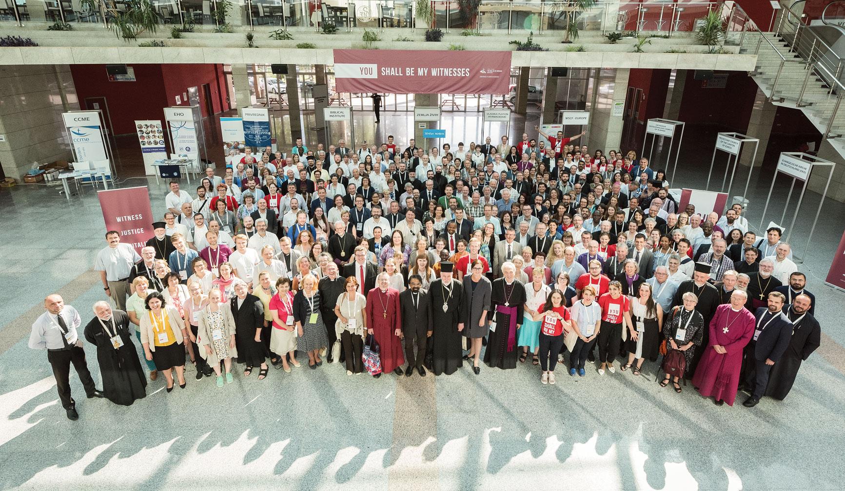 Reuniune a Conferinței Bisericilor Europene