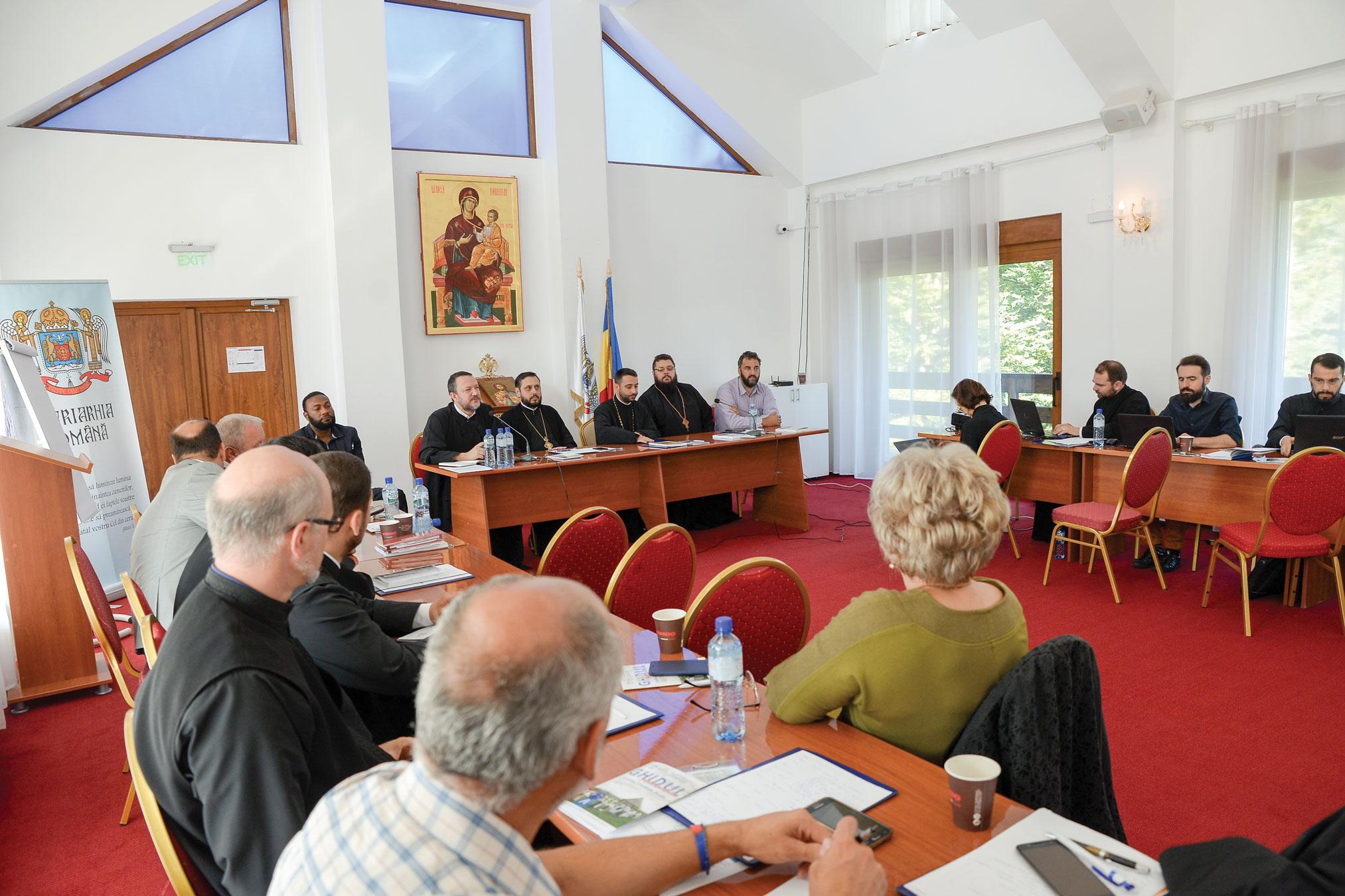 """Congresul """"Hristos împărtăşit  copiilor"""", la Mănăstirea Caraiman"""